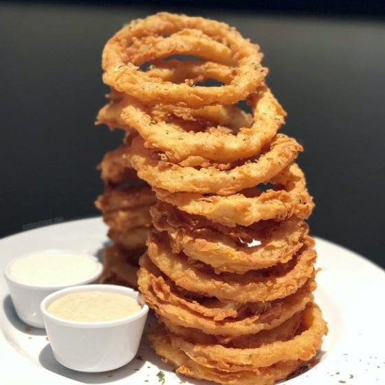 Homemade Onion Rings, appetizer from Cheddar's Restaurant. Find more about Cheddar's at mysweetzepol.com