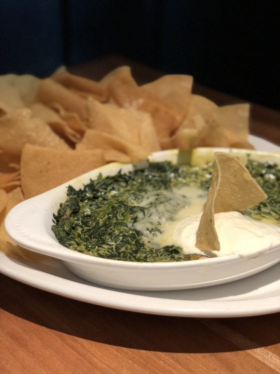 Santa Fe's Spinach dip, appetizer at Cheddar's Restaurant. Find more about Cheddar's menu at mysweetzepol.com