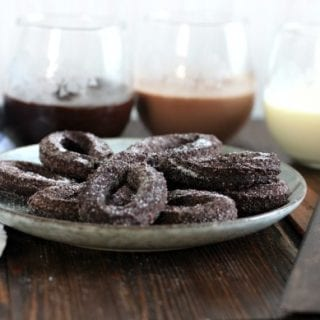 The Best Chocolate Churros