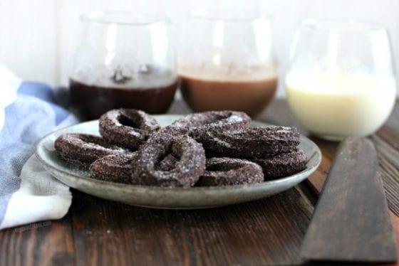 The Best Chocolate Churros recipe Ever, #SummerDessertWeek