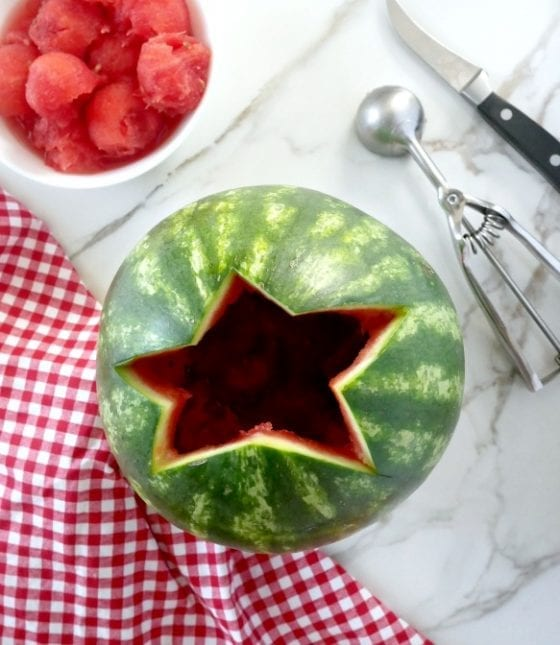 refreshing watermelon lemonade DIY Find the recipe and steps at mysweetzepol.com #sponsored