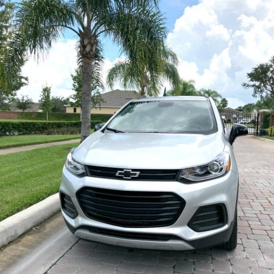 Ending Summer in Style with Chevrolet Trax 2018