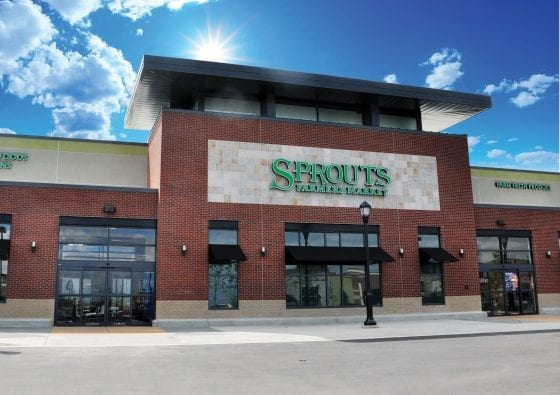 Sprouts Farmers Market is coming to town