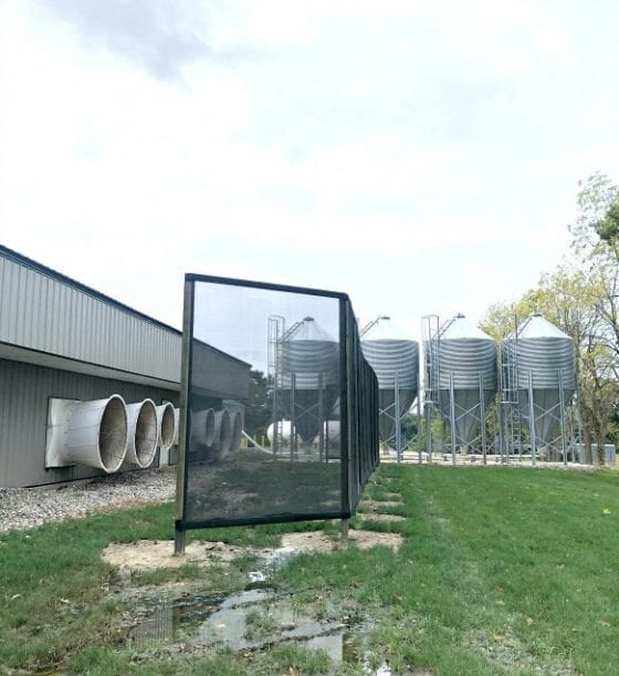 Air Filters used by farmers in Michigan Pass the Pork 2.0