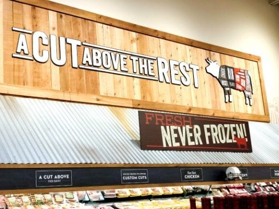Butcher at Sprouts Farmers Market in Winter Park
