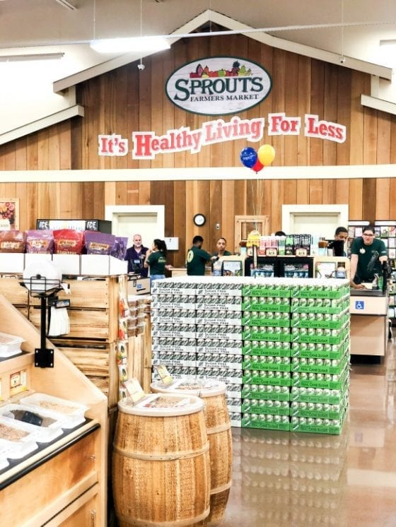 Sprouts Farmers Market in Winter Park FL, buy in bulk. As much or as little as you want.