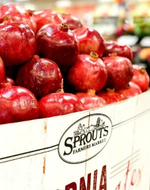 Fresh produce at Sprouts Farmers Market in Winter Park, FL #NewKaleInTown