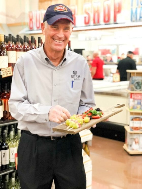 Meet the staff at Sprouts Farmers Market in Winter Park, they are ready to help you in anything you need.
