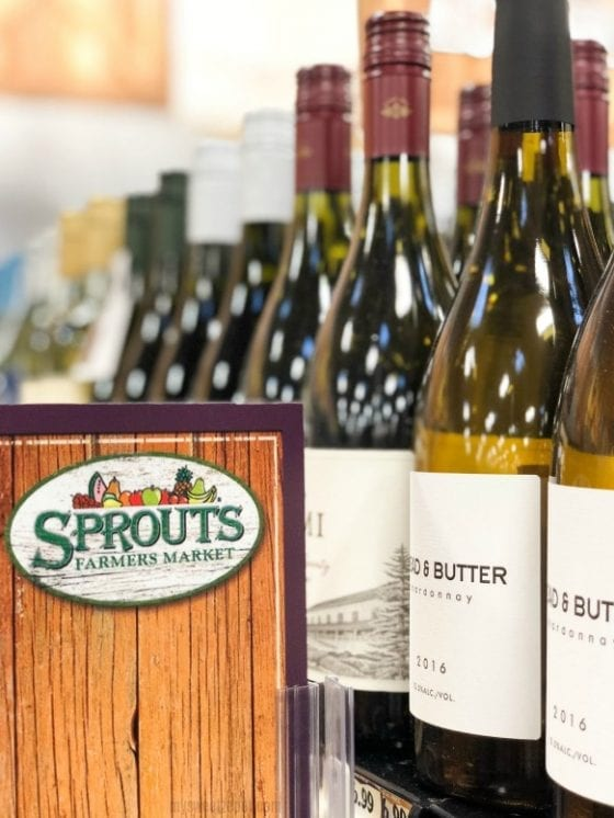 A wide variety of wine found at Sprouts Farmers Market in Winter Park, Florida.