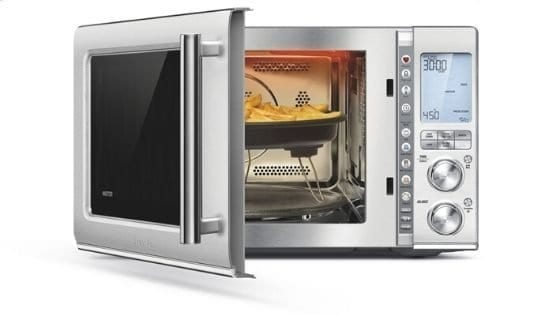 Introducing the NEW! Breville Combi Wave 3-in-1 Microwave now found in Best Buy post by My Sweet Zepol
