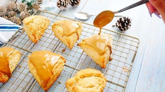 Coffee_Cream_Cheese_Scones_drizzled-wiht_coffee_glaze